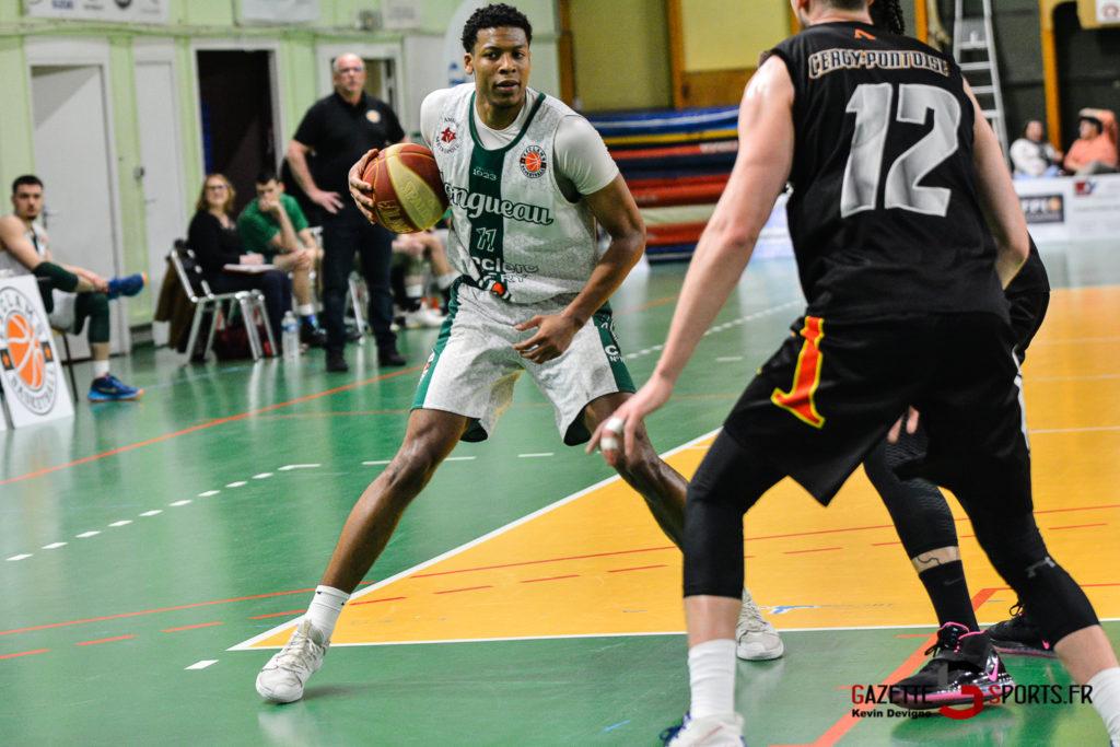 Basketball Esclams Vs Cergy Kevin Devigne Gazettesports 69