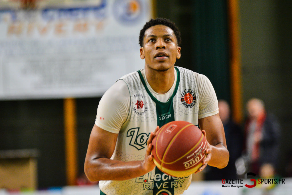 Basketball Esclams Vs Cergy Kevin Devigne Gazettesports 74