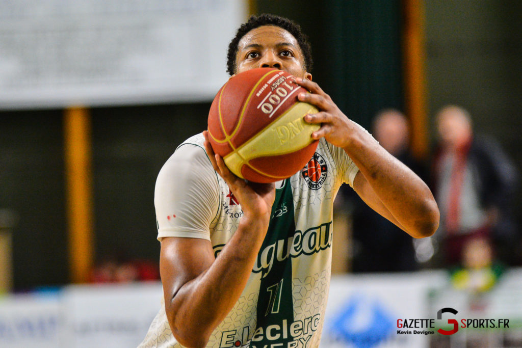Basketball Esclams Vs Cergy Kevin Devigne Gazettesports 75