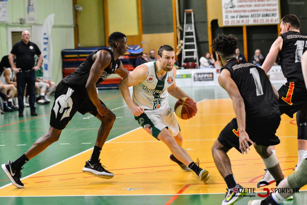 Basketball Esclams Vs Cergy Kevin Devigne Gazettesports 77