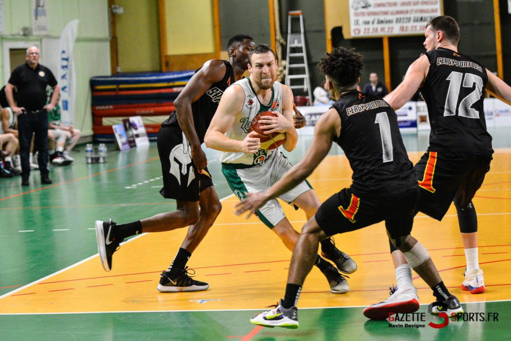 Basketball Esclams Vs Cergy Kevin Devigne Gazettesports 78
