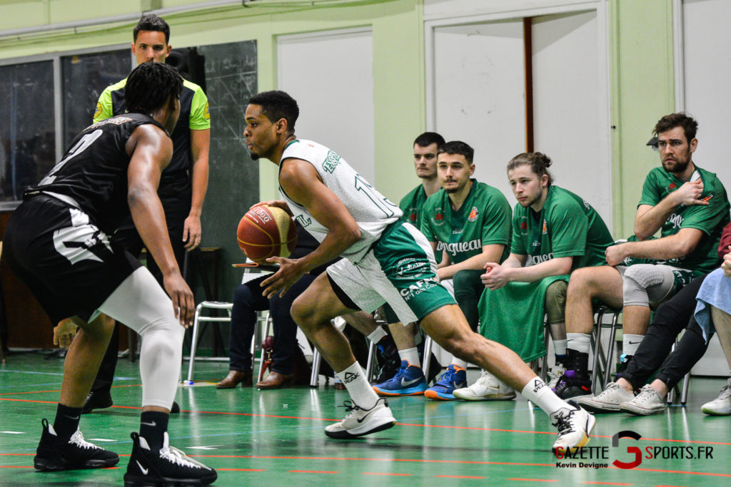 Basketball Esclams Vs Cergy Kevin Devigne Gazettesports 8