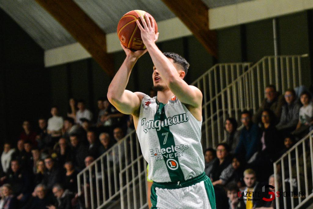 Basketball Esclams Vs Cergy Kevin Devigne Gazettesports 80