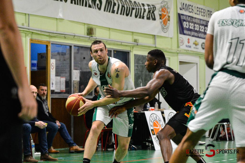 Basketball Esclams Vs Cergy Kevin Devigne Gazettesports 83