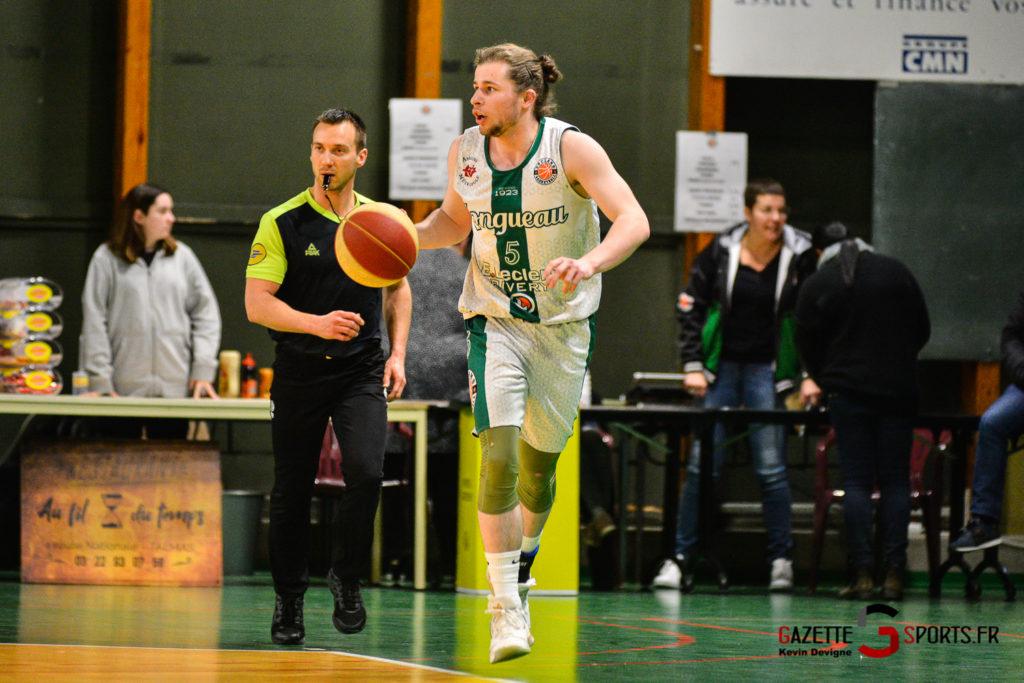 Basketball Esclams Vs Cergy Kevin Devigne Gazettesports 84