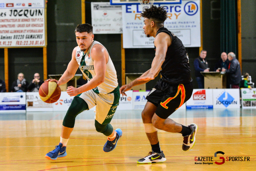 Basketball Esclams Vs Cergy Kevin Devigne Gazettesports 86