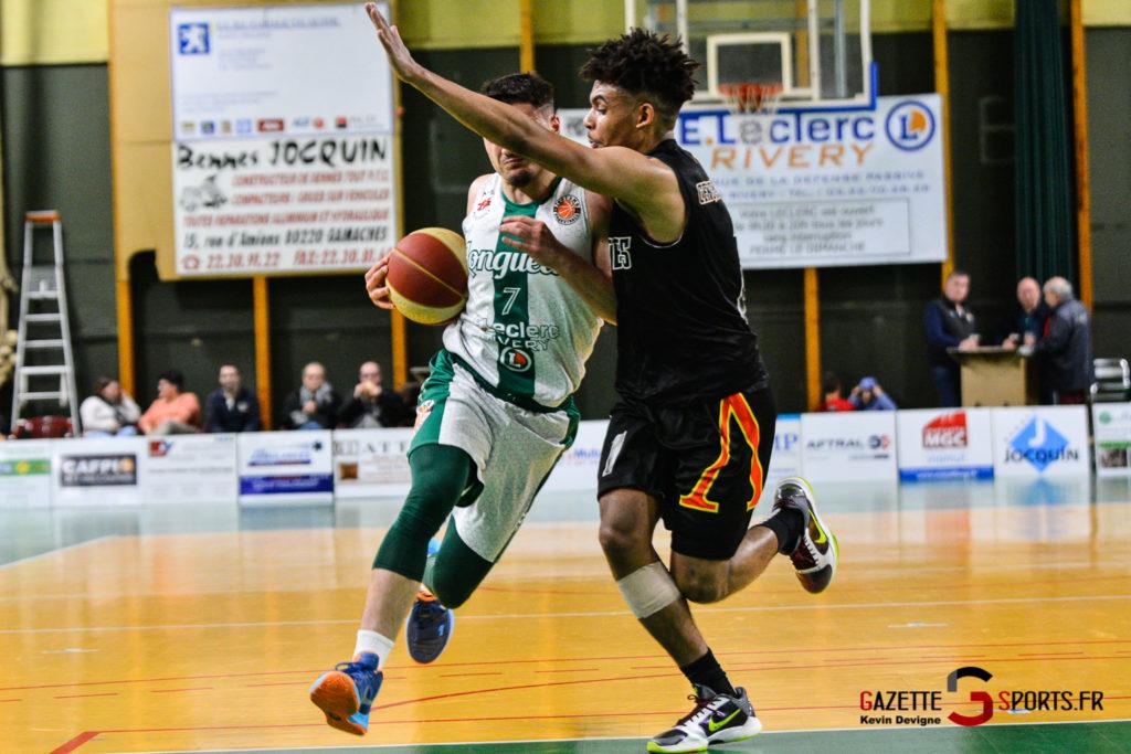 Basketball Esclams Vs Cergy Kevin Devigne Gazettesports 87