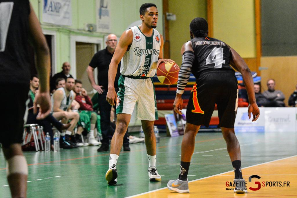 Basketball Esclams Vs Cergy Kevin Devigne Gazettesports 88
