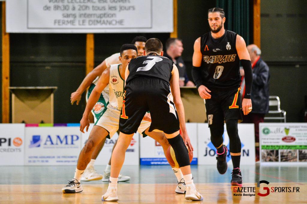Basketball Esclams Vs Cergy Kevin Devigne Gazettesports 89