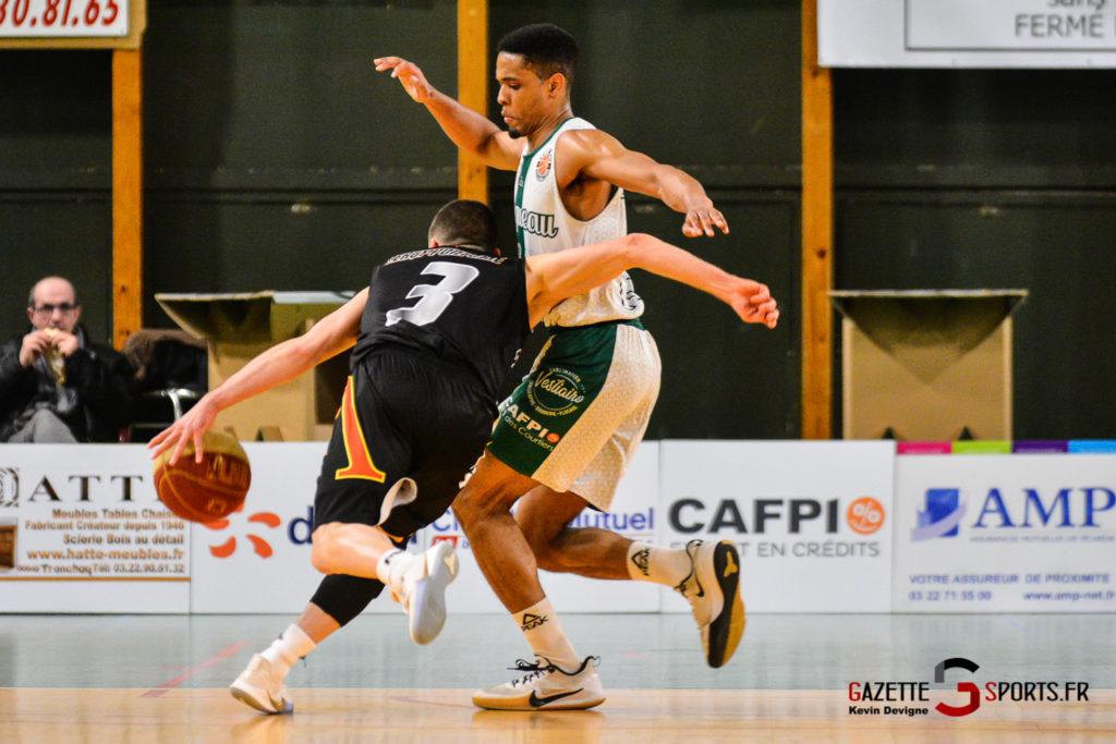 Basketball Esclams Vs Cergy Kevin Devigne Gazettesports 90