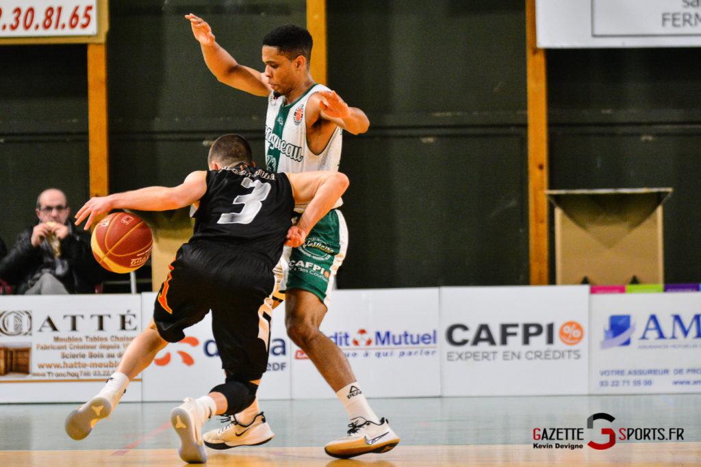 Basketball Esclams Vs Cergy Kevin Devigne Gazettesports 91