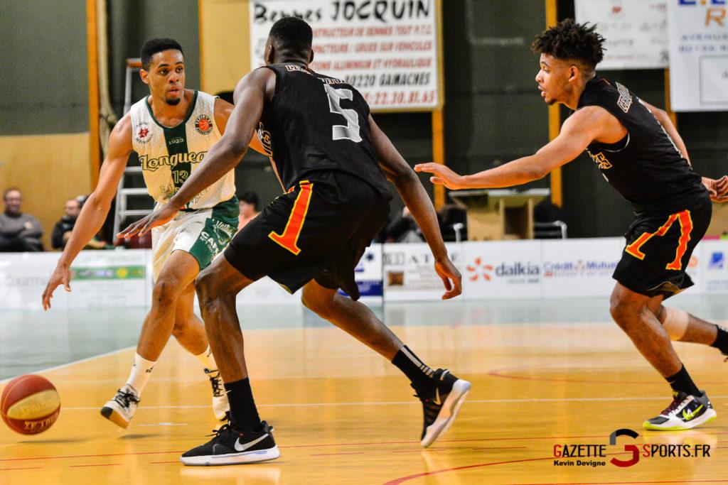 Basketball Esclams Vs Cergy Kevin Devigne Gazettesports 92