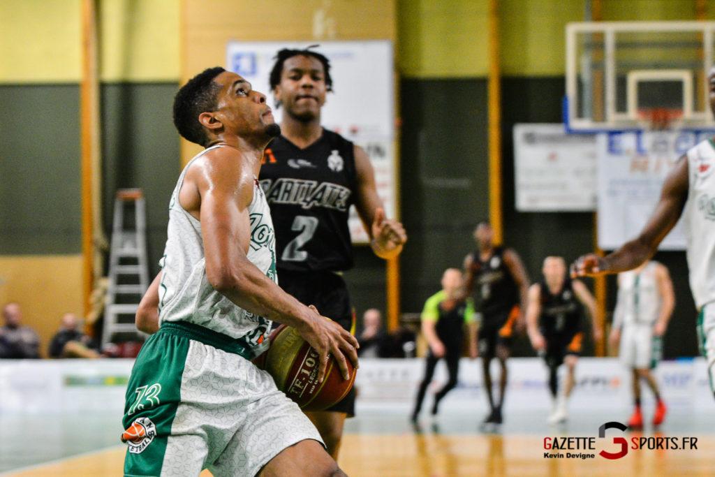 Basketball Esclams Vs Cergy Kevin Devigne Gazettesports 95