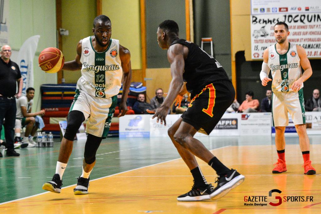 Basketball Esclams Vs Cergy Kevin Devigne Gazettesports 97