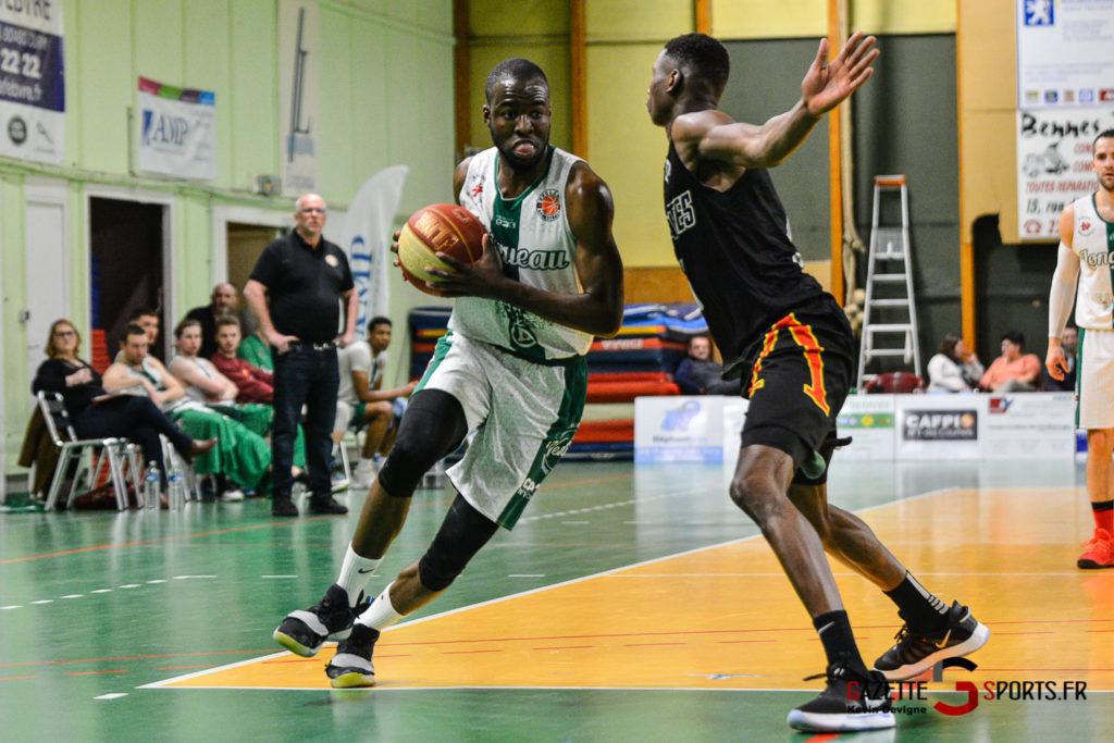 Basketball Esclams Vs Cergy Kevin Devigne Gazettesports 98