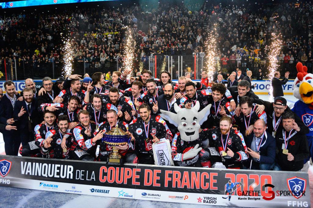 Coupe De France Finale Amiens Vs Rouen Kevin Devigne Gazettesports 218 1024x683