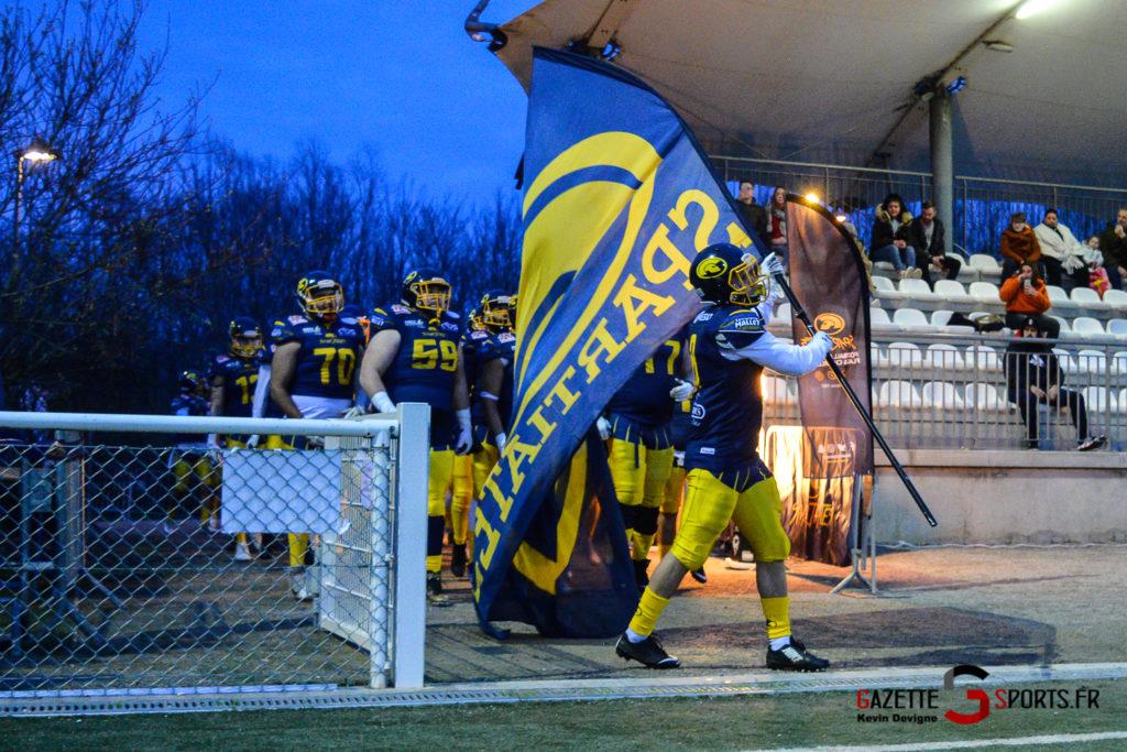 Foot Us Spartiates Vs Cougars Kevin Devigne Gazettesports 2