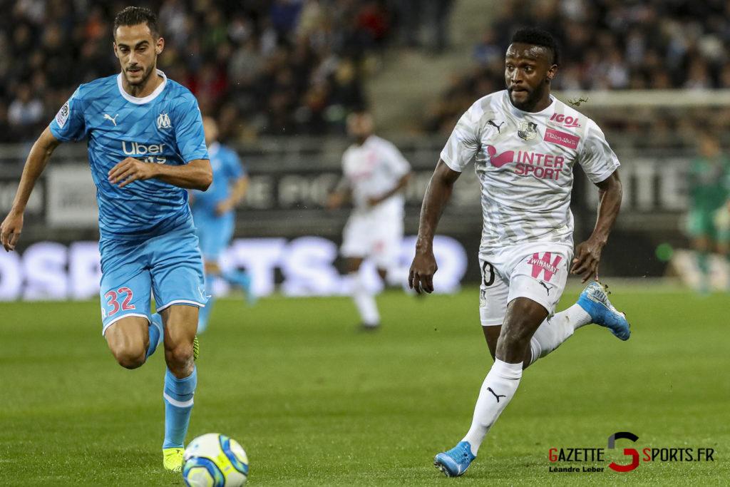 Football Ligue 1 Amiens Sc Vs Marseille Stiven Mendoza 0004 Leandre Leber Gazettesports 1024x683