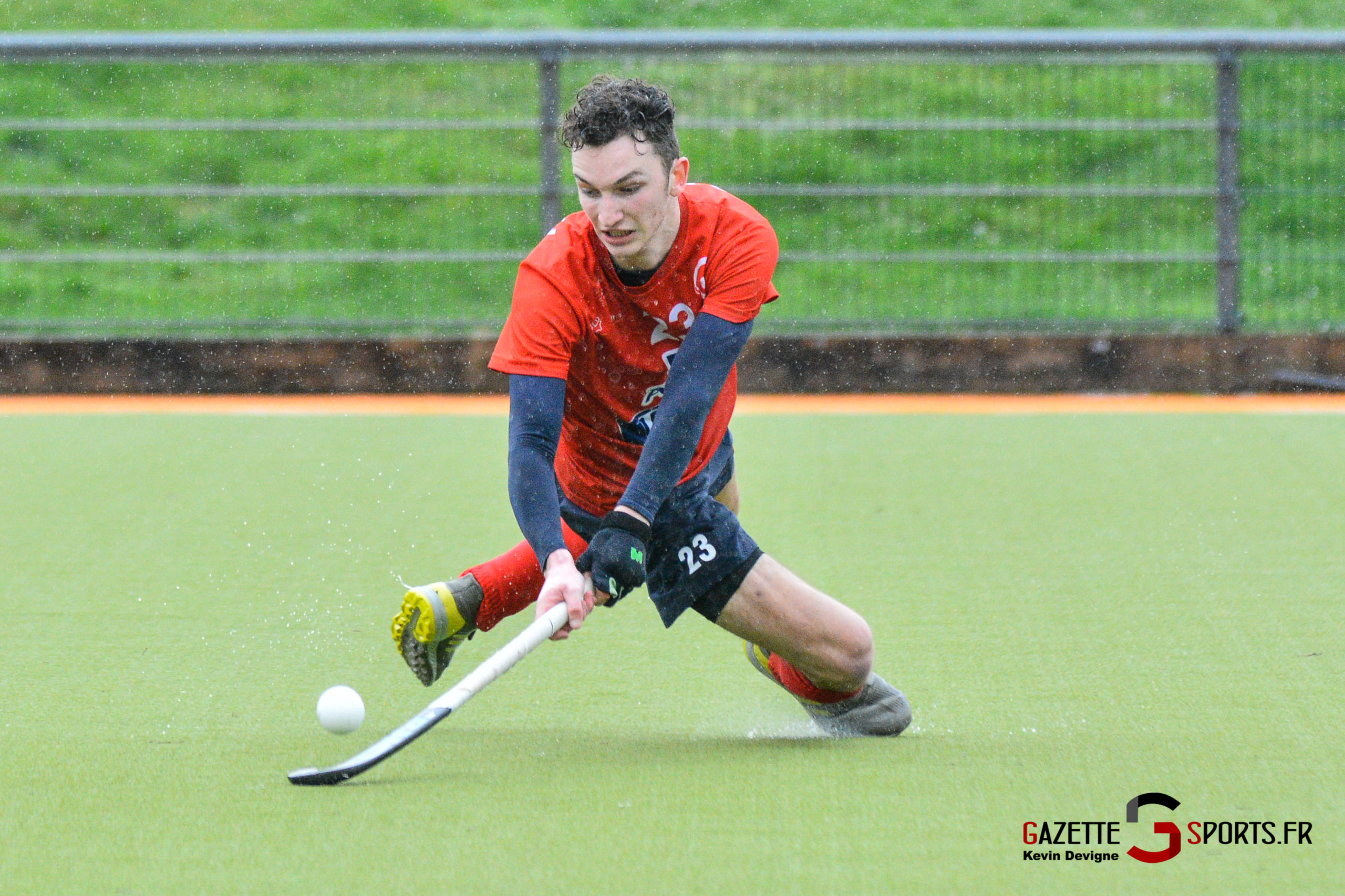 Hockey Sur Gazon Amiens Vs Paris Kevin Devigne Gazettesports 14