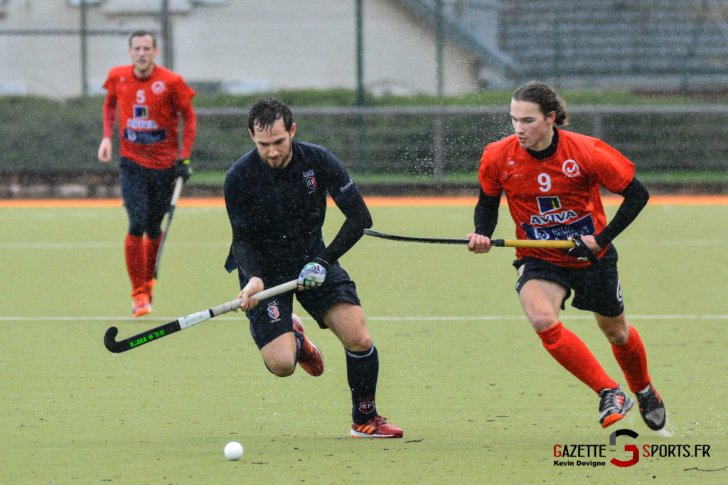 Hockey Sur Gazon Amiens Vs Paris Kevin Devigne Gazettesports 21