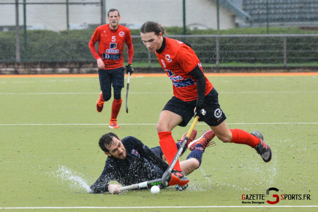 Hockey Sur Gazon Amiens Vs Paris Kevin Devigne Gazettesports 22