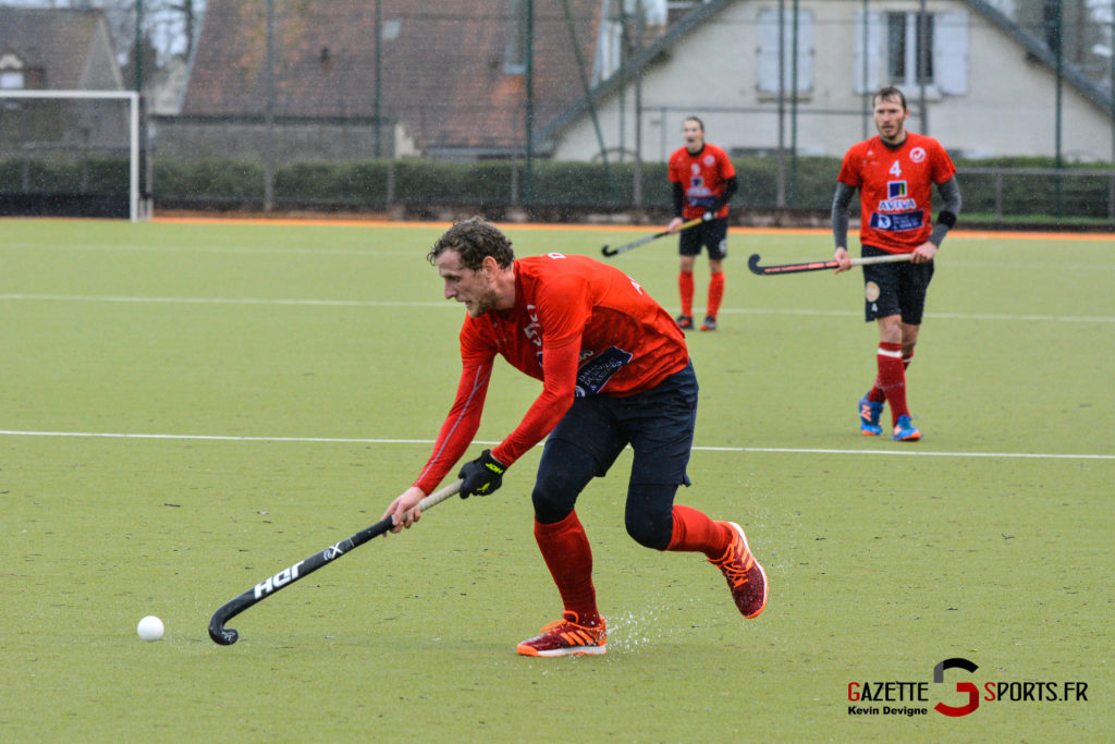 Hockey Sur Gazon Amiens Vs Paris Kevin Devigne Gazettesports 23