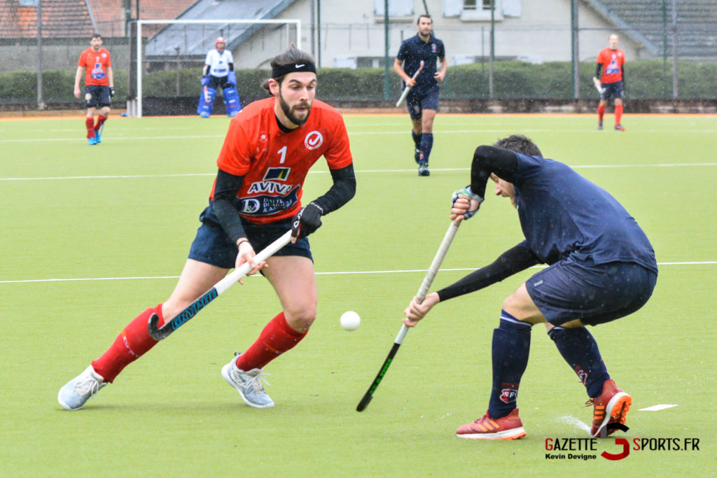 Hockey Sur Gazon Amiens Vs Paris Kevin Devigne Gazettesports 7