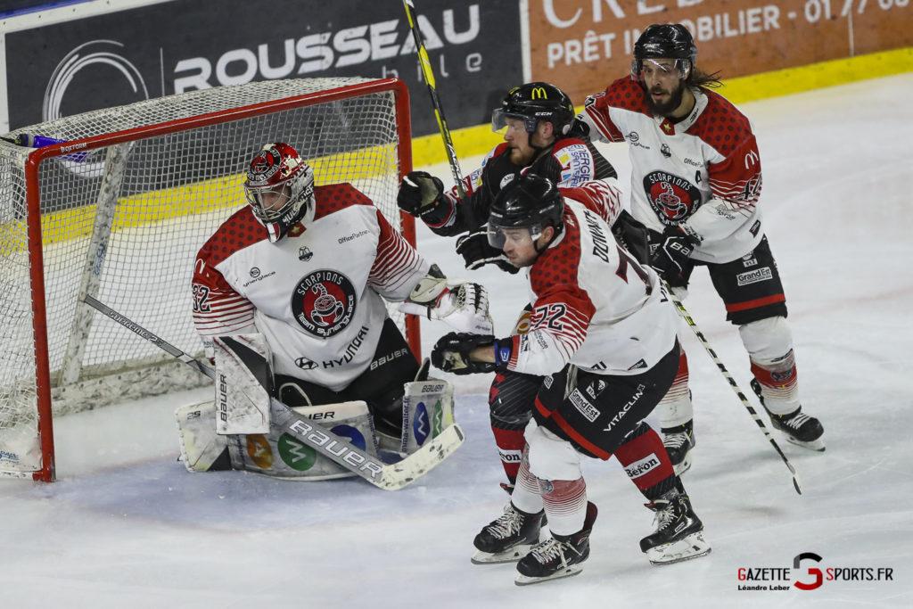 Les Gothiques Amiens Vs Mulhouse Match 6 Cergy 0026 Leandre Leber Gazettesports