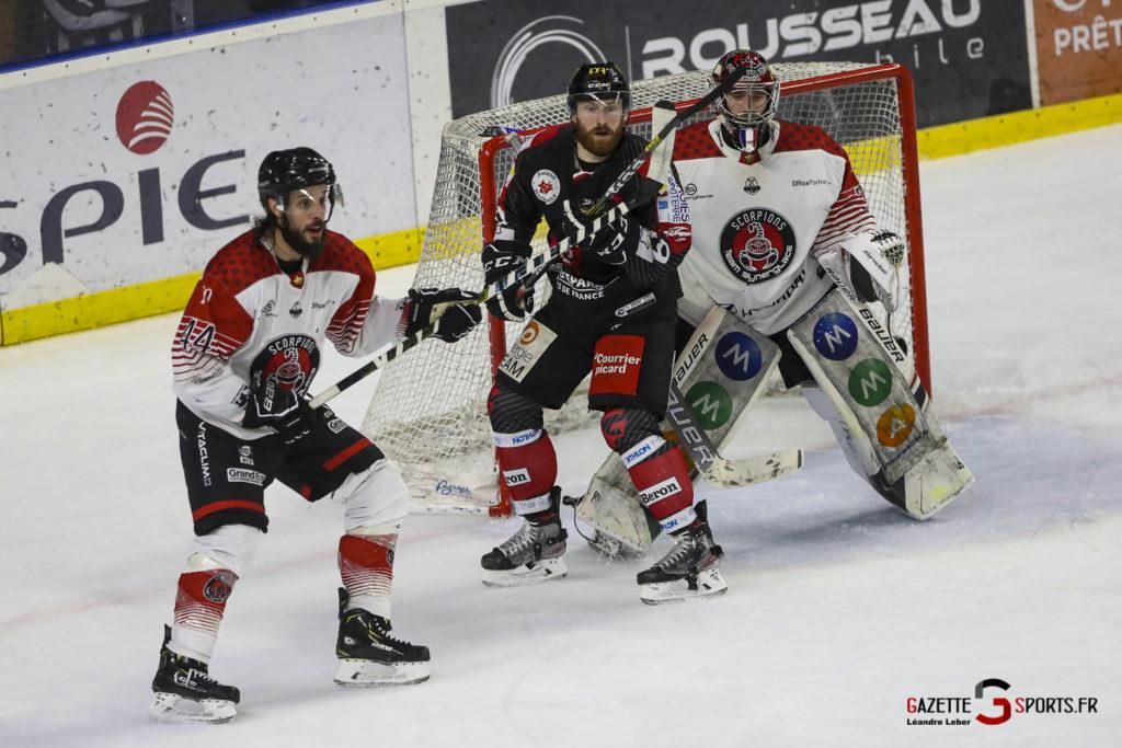 Les Gothiques Amiens Vs Mulhouse Match 6 Cergy 0031 Leandre Leber Gazettesports