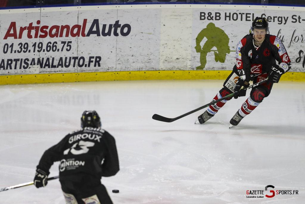 Les Gothiques Amiens Vs Mulhouse Match 6 Cergy 0042 Leandre Leber Gazettesports