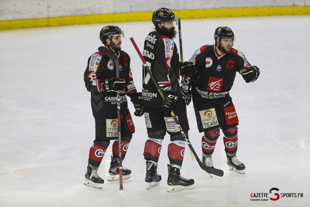 Les Gothiques Amiens Vs Mulhouse Match 6 Cergy 0046 Leandre Leber Gazettesports