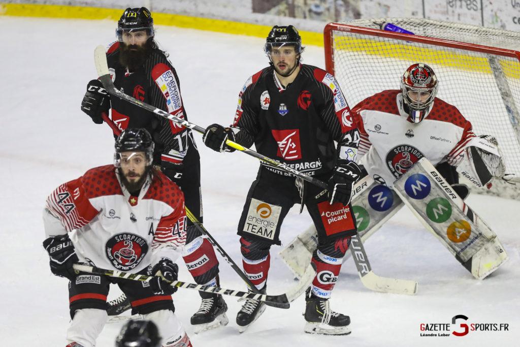 Les Gothiques Amiens Vs Mulhouse Match 6 Cergy 0051 Leandre Leber Gazettesports