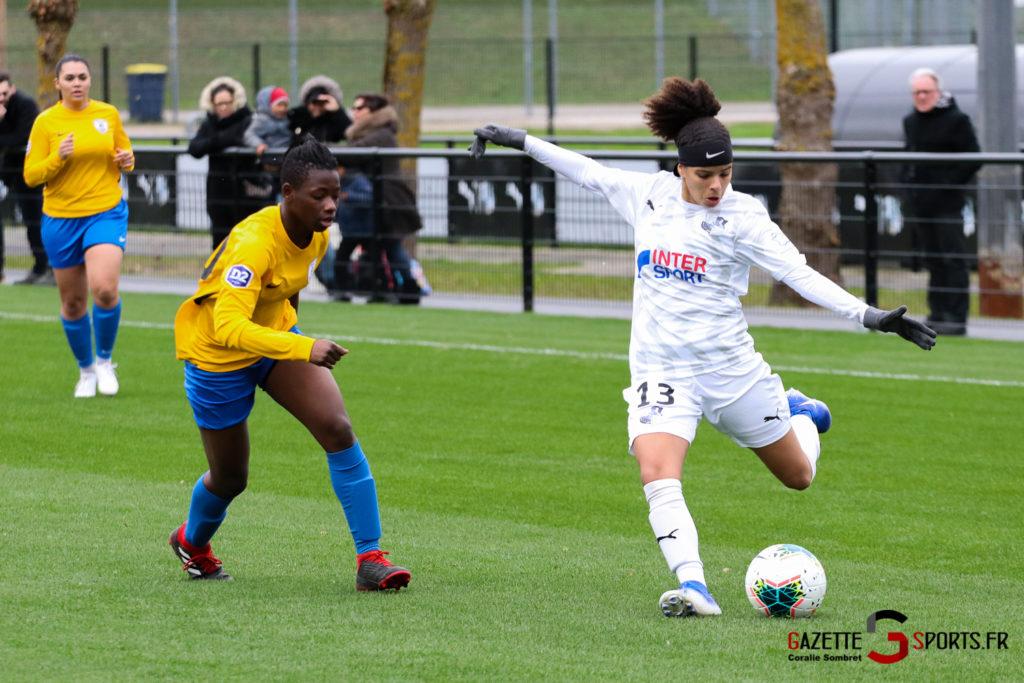 Football Feminin Asc Vs Saint Denis Gazettesports Coralie Sombret 2 1024x683