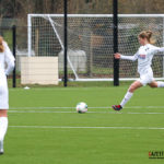 Football Feminin Asc Vs Thonon Evian Gazettesports Coralie Sombret 15 1024x683