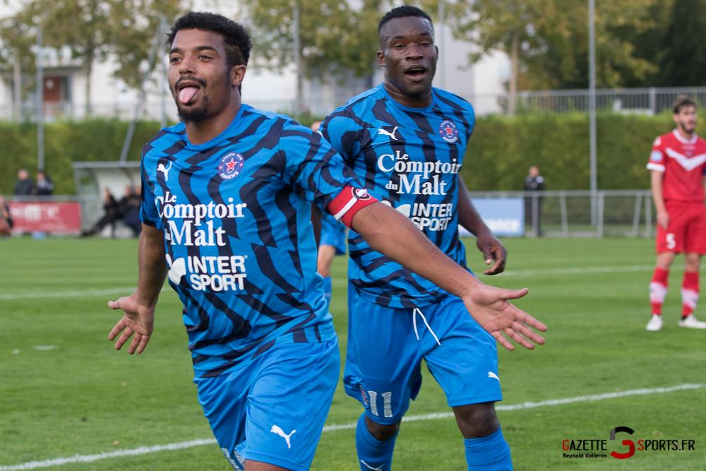 Football Aca Vs Valenciennes Reynald Valleron 20