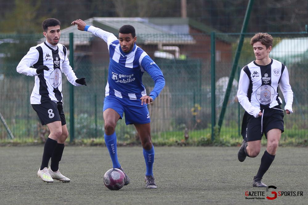 Football Amiens Portugais Vs Breteuil Sur Noye Reynald Valleron 33
