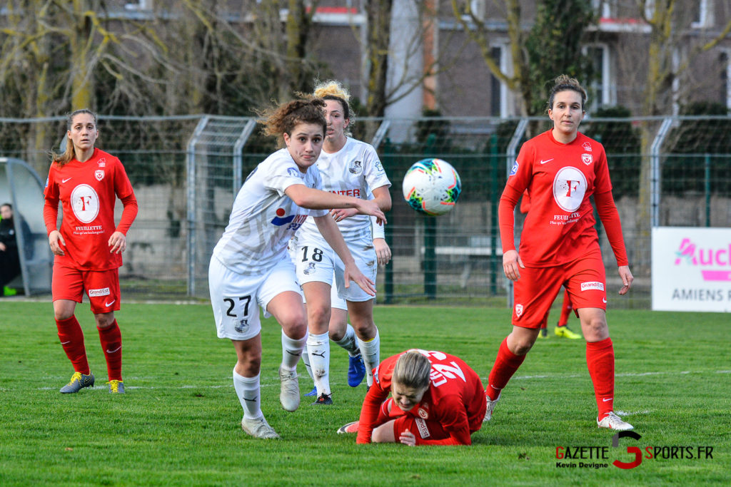 Football Amiens Sc Feminin Vs Nancy Kevin Devigne Gazettesports 28 1024x683