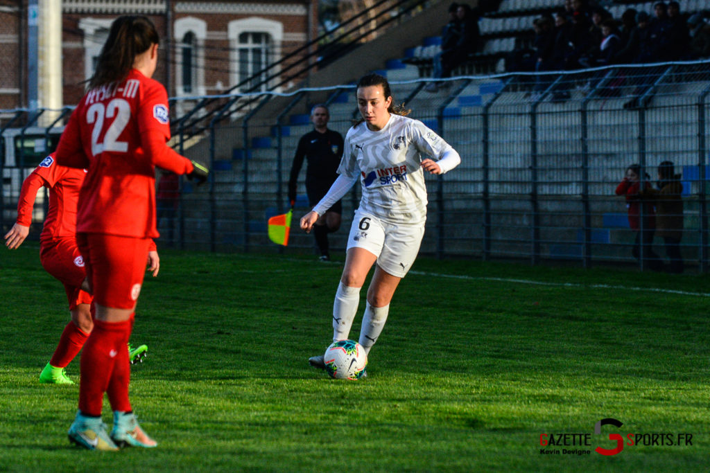 Football Amiens Sc Feminin Vs Nancy Kevin Devigne Gazettesports 46 1024x683