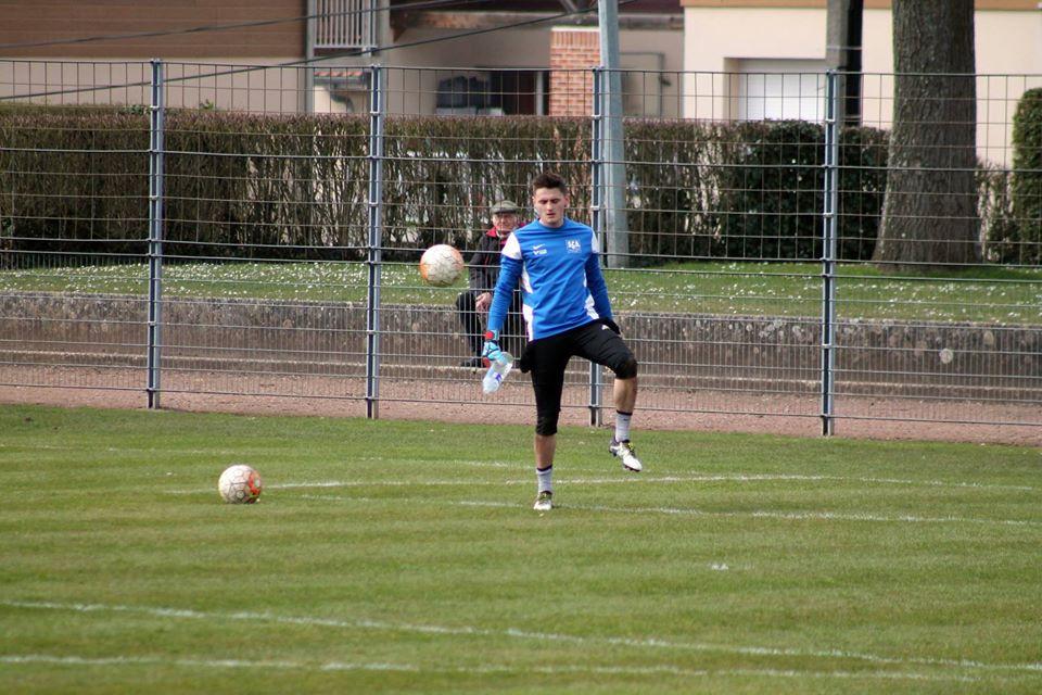 Baptiste Descamps Longueau Football 1
