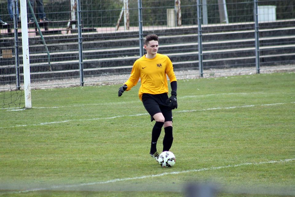 Baptiste Descamps Longueau Football 2