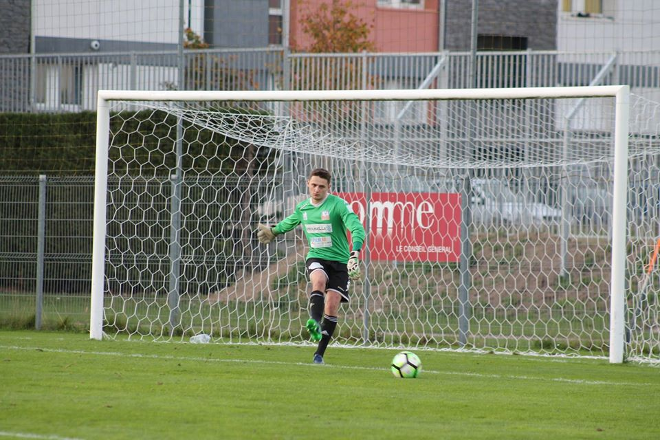 Baptiste Descamps Longueau Football 5