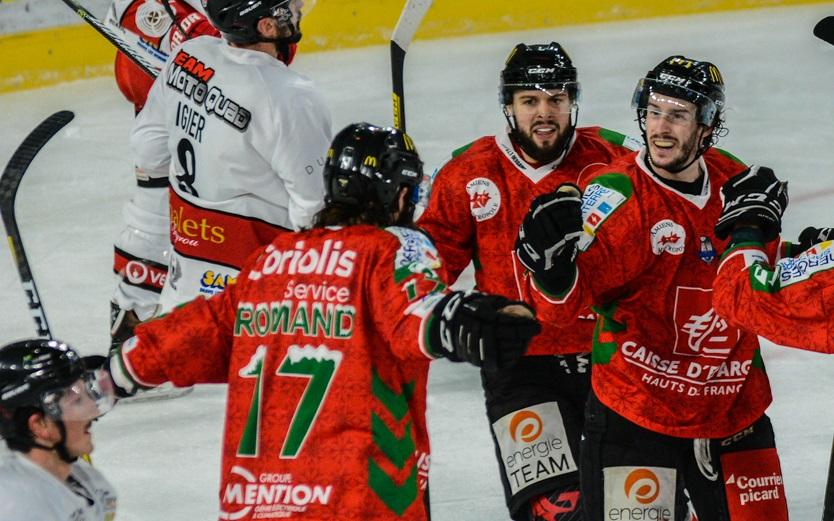 Hockey Sur Glace Gothiques Vs Briançon Kevin Devigne Gazettesports 70