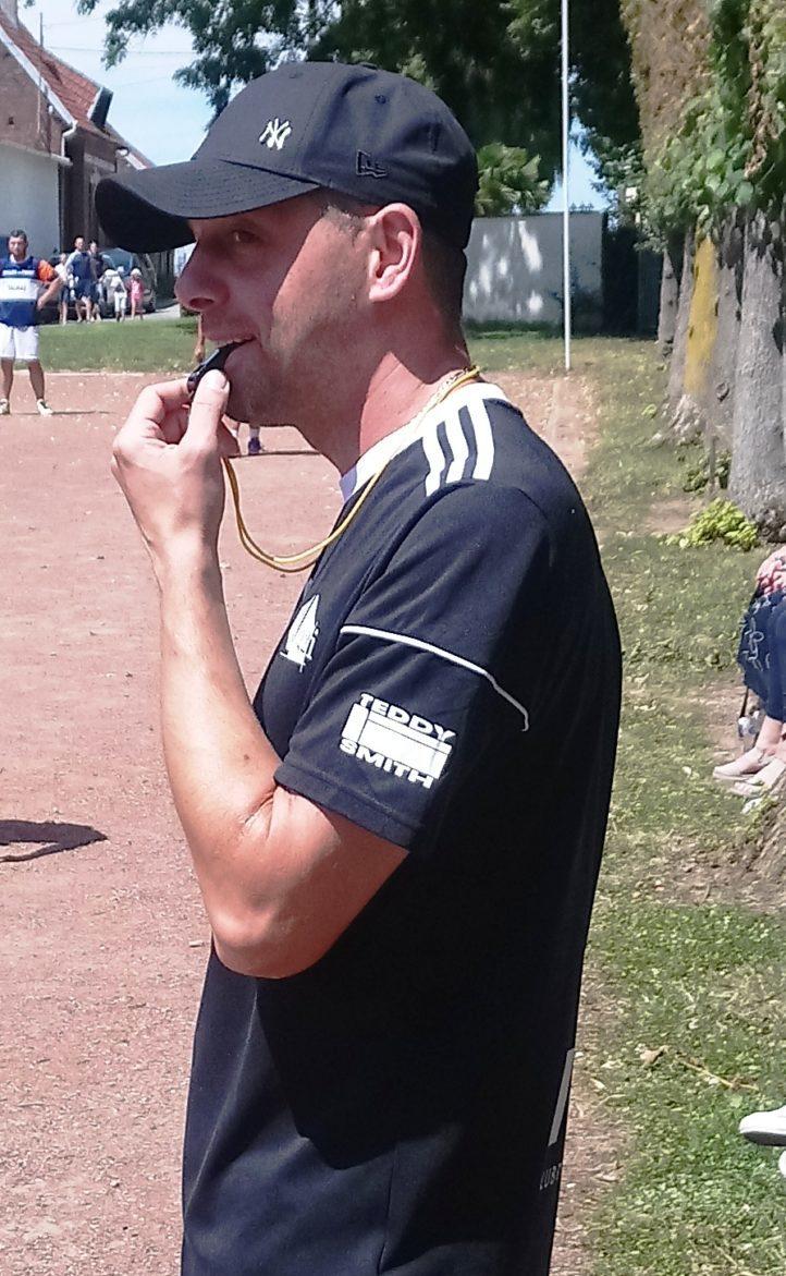 David Lebret Arbitre Fédéral