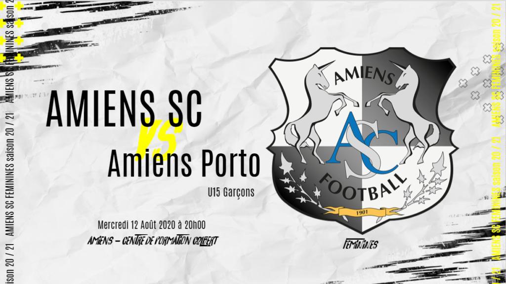 Amiens Porto U15