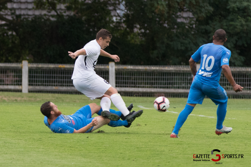 Football Esc Longueau Vs Aca (reynald Valleron) (1)