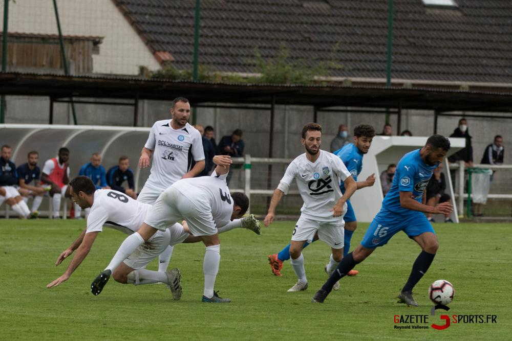 Football Esc Longueau Vs Aca (reynald Valleron) (2)