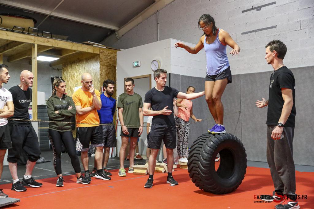 Parkour Ninja Warrior Amiens 0013 Leandre Leber Gazettesports