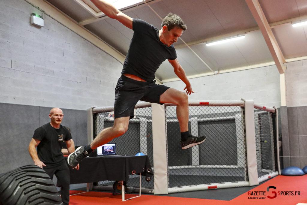 Parkour Ninja Warrior Amiens Jm Clery 0004 Leandre Leber Gazettesports