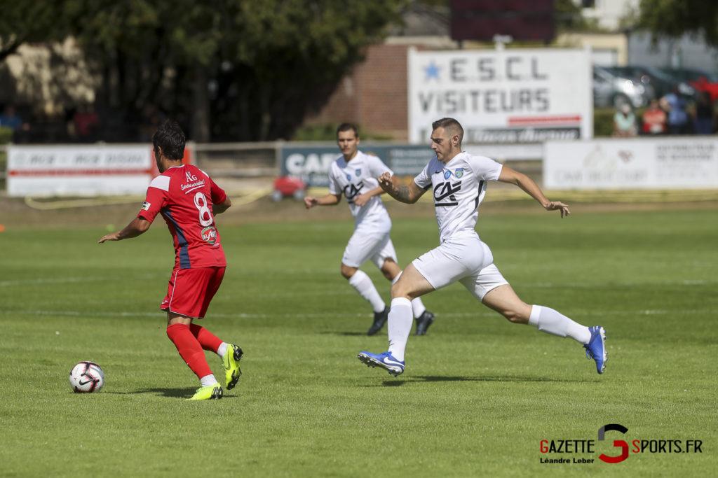 Amical Football Longueau Vs Reims 0001 Leandre Leber Gazettesports