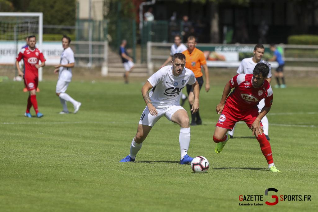 Amical Football Longueau Vs Reims 0002 Leandre Leber Gazettesports
